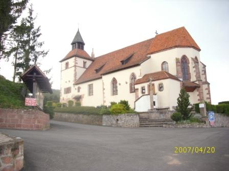 Chapelle St Sebastien