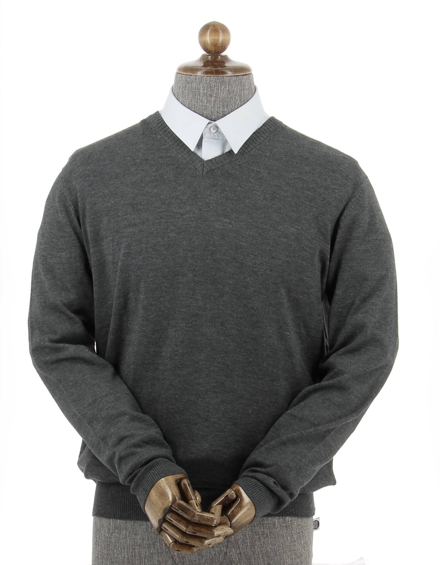 V neck pullover EK