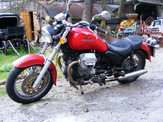 Moto Guzzi California Jackal