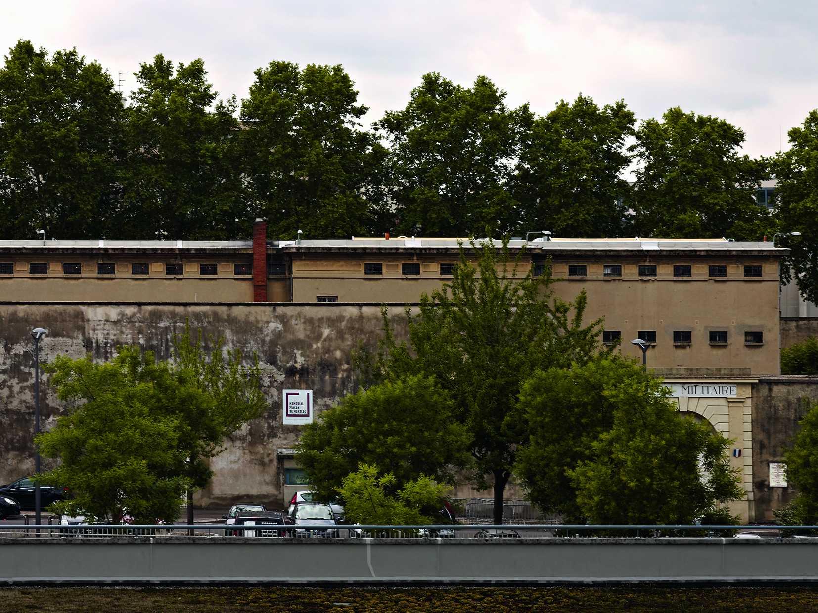 La prison vue du Fort Montluc ® Frédéric Bellay