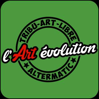 Logo l'Art_évolution