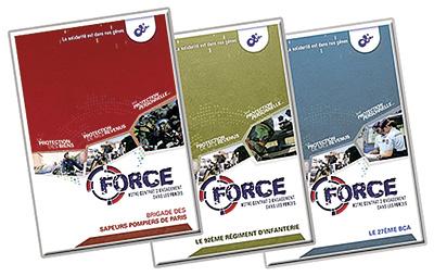 Brochure personnalisée