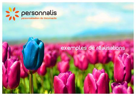 Mailing personnalisé