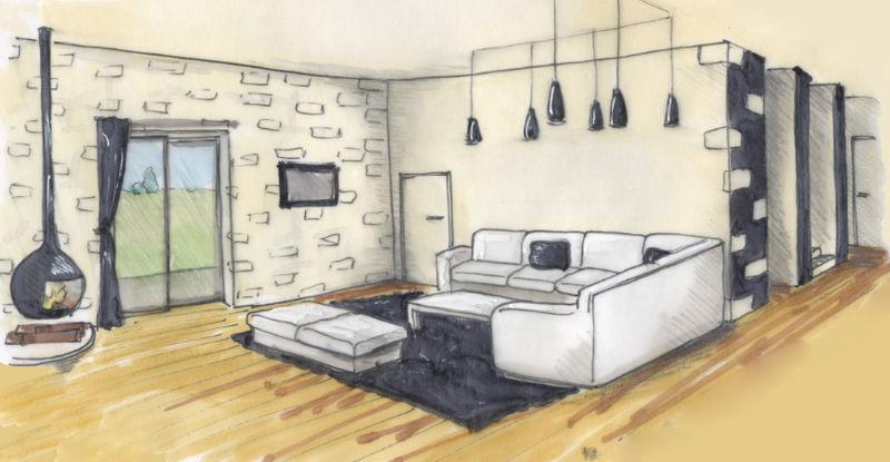 Accueil for Apprendre a dessiner une maison