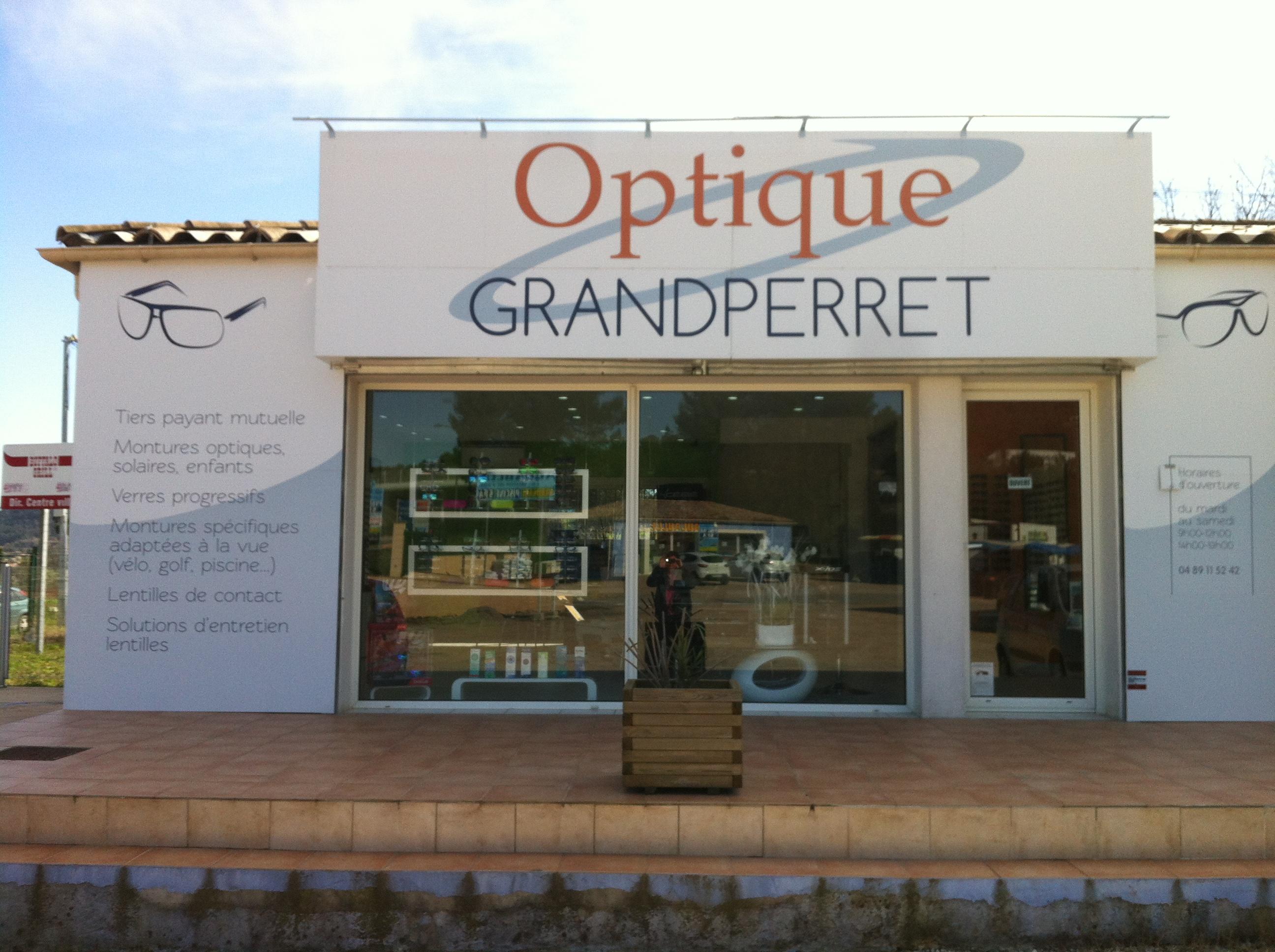 optique grandperret brignoles