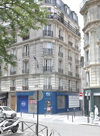 Appt rue de meaux for Garage rue de meaux vaujours