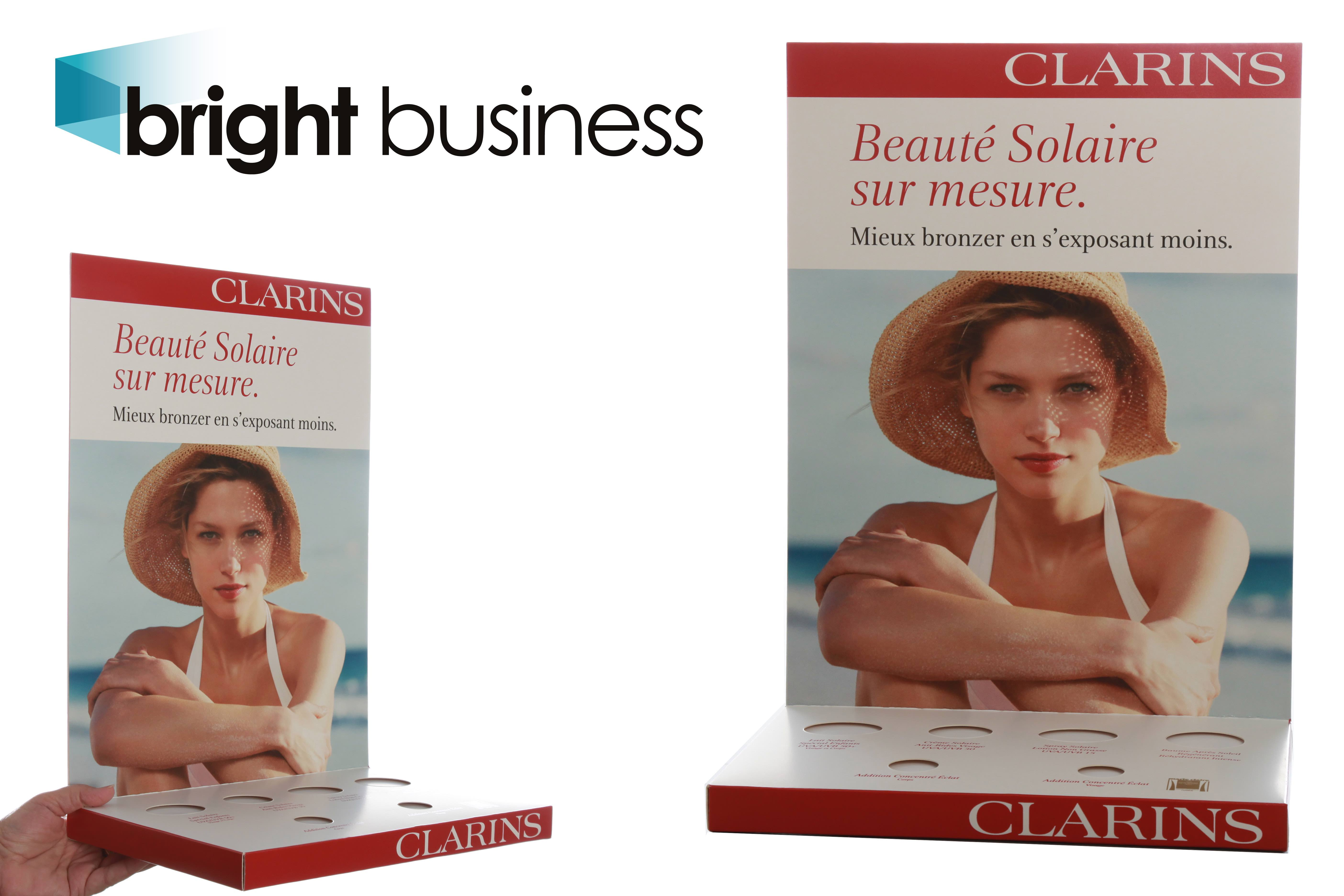 beauty clarins