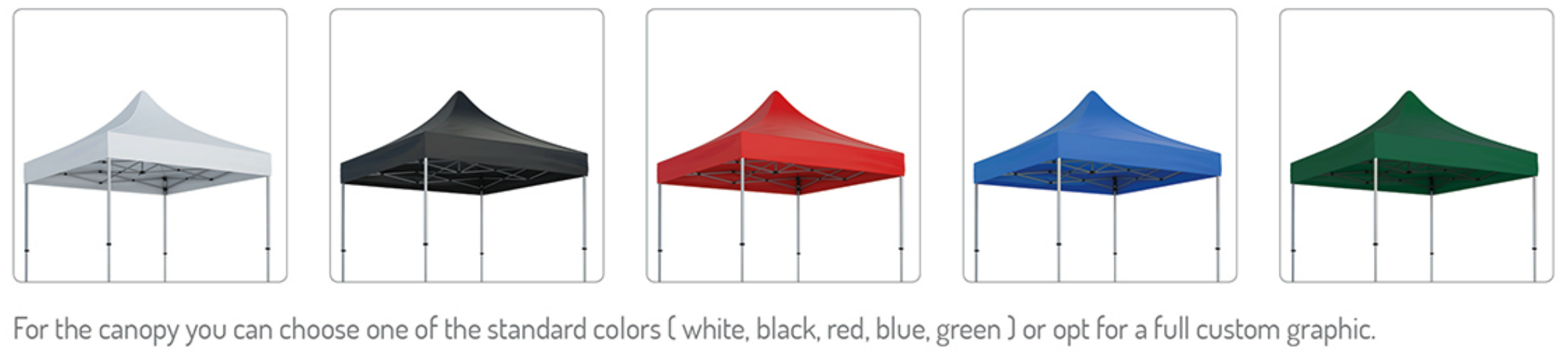 outdoor tent colors