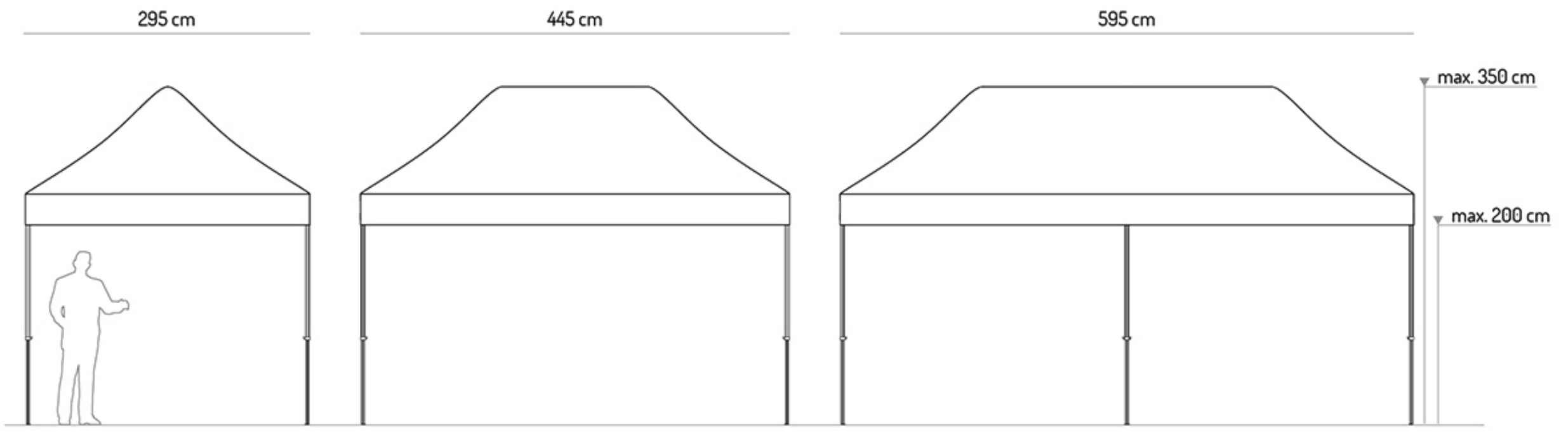 outdoor tent diagram