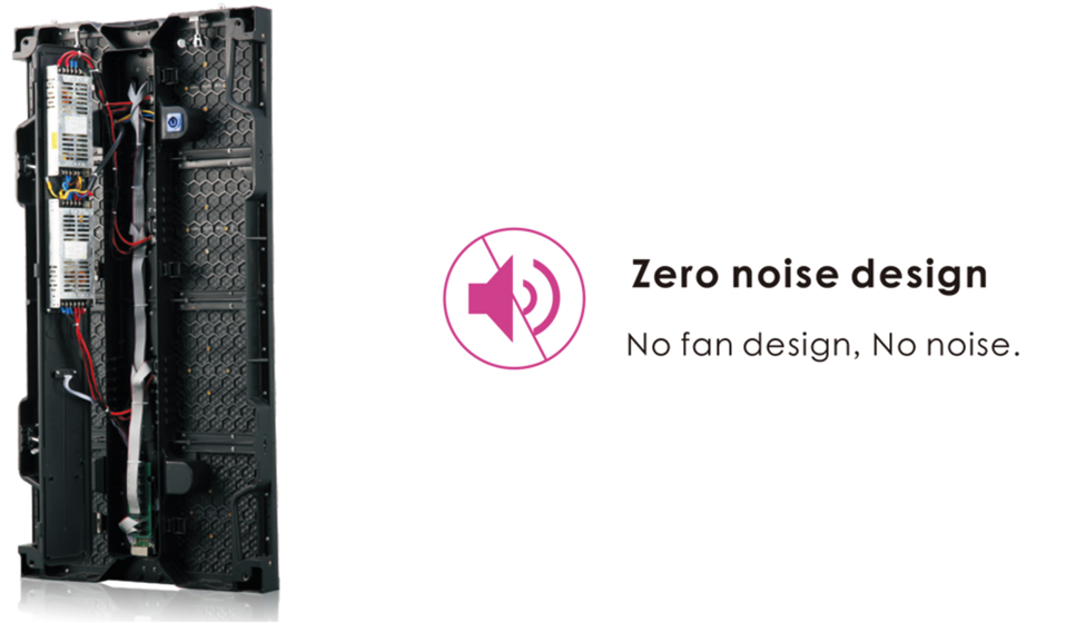 commercial led indoor zero noise