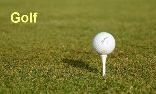 Golfing 18 Hole