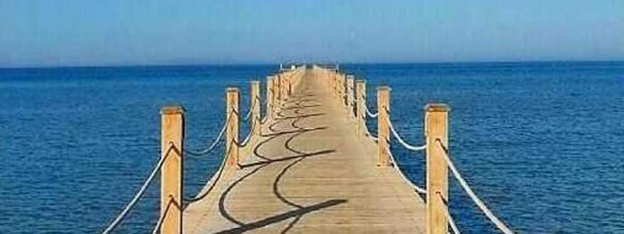 Zeytouna Beach Jetty