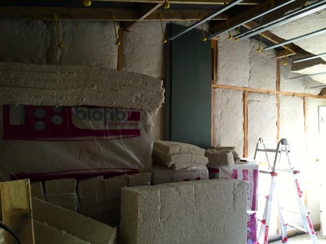 Isolation des murs ext rieurs de la maison pessac Isolation des murs exterieurs