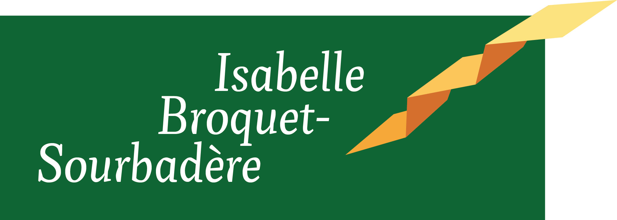 logo d'Isabelle BROQUET-SOURBADERE