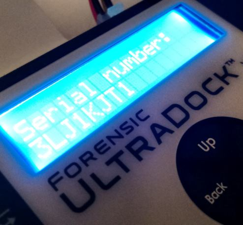 Forensic Ultradock