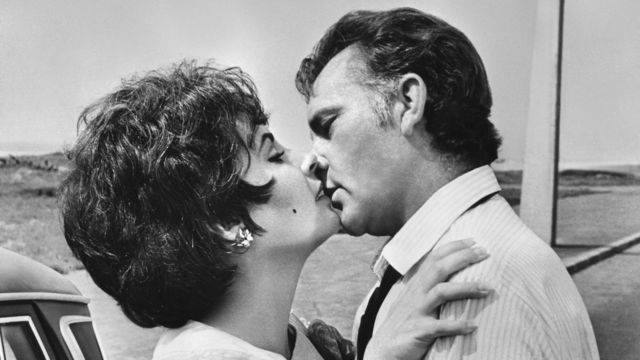 un couple mythique, Richard Burton et Elizabeth Taylor