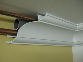 Accueil for Cacher des tuyaux de chauffage
