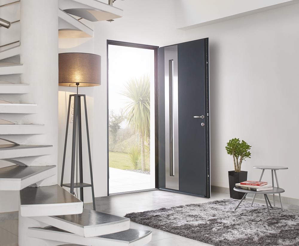 afh menuiserie portes fen tres stores portails bois isle jourdain. Black Bedroom Furniture Sets. Home Design Ideas