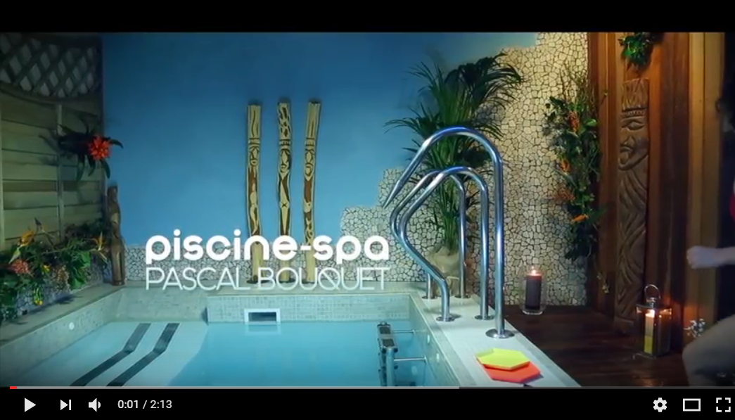 Video Piscine spa bouquet montauban