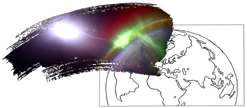 LOCUS is observing the Upper Atmosphere