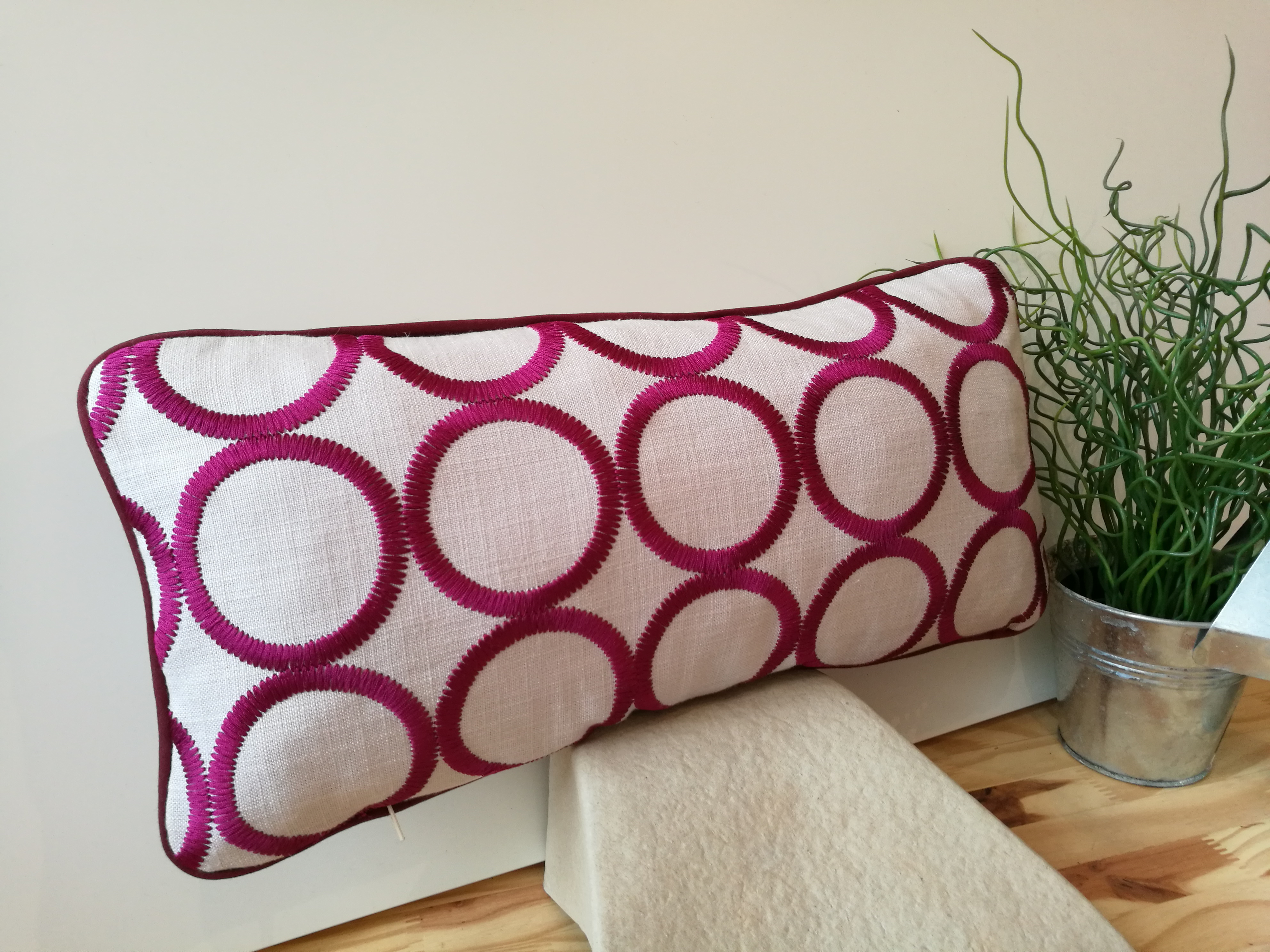 Coussin small pink