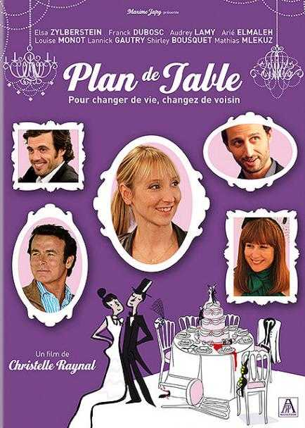 "Francis Nief ""Plan de table"""