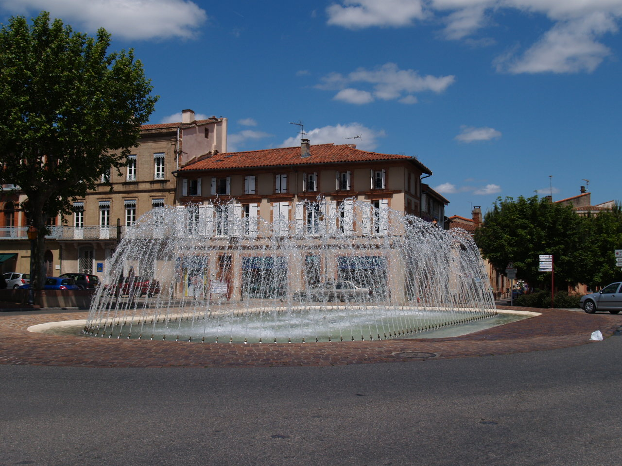 Fontaine Techniclimatic Toulouse (Muret)