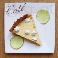 Key Lime Pie - Pinky Cake
