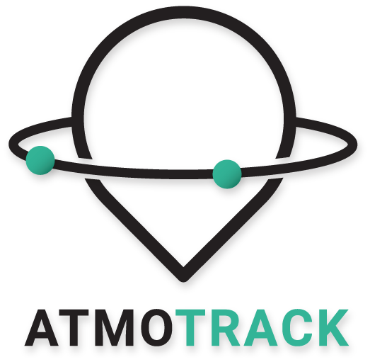 Site web Atmotrack