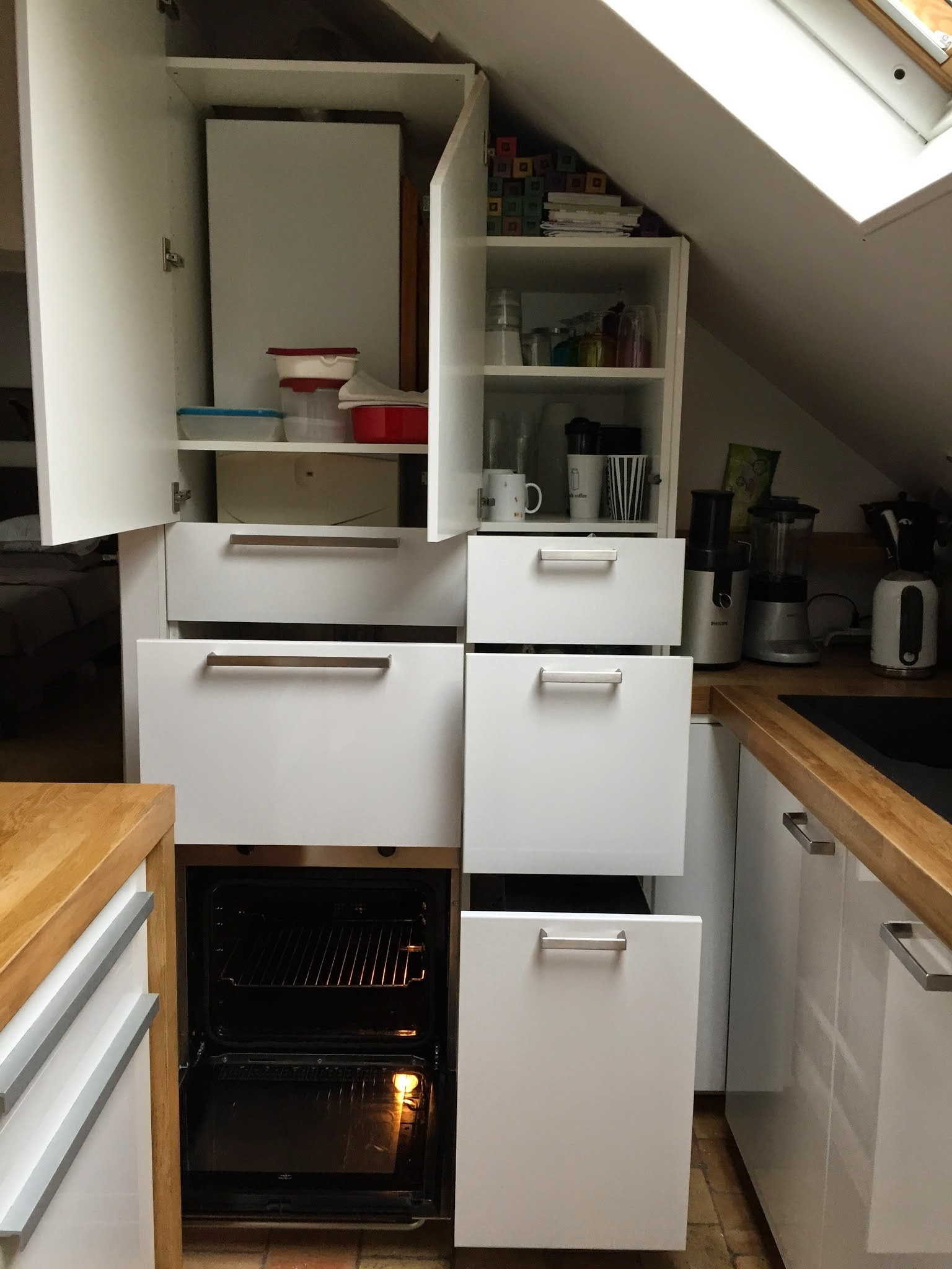 Installateur de cuisine - Table de cuisine sur mesure ikea ...