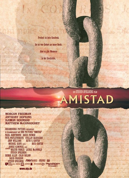 Illustrations for AMISTAD
