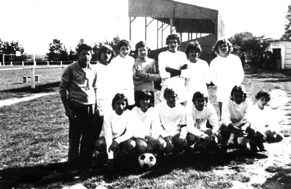 Juniors saison 1975-76