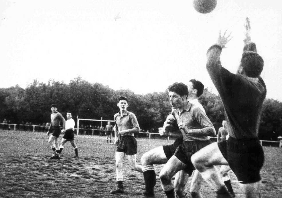 Match de Coupe du Centre 1961