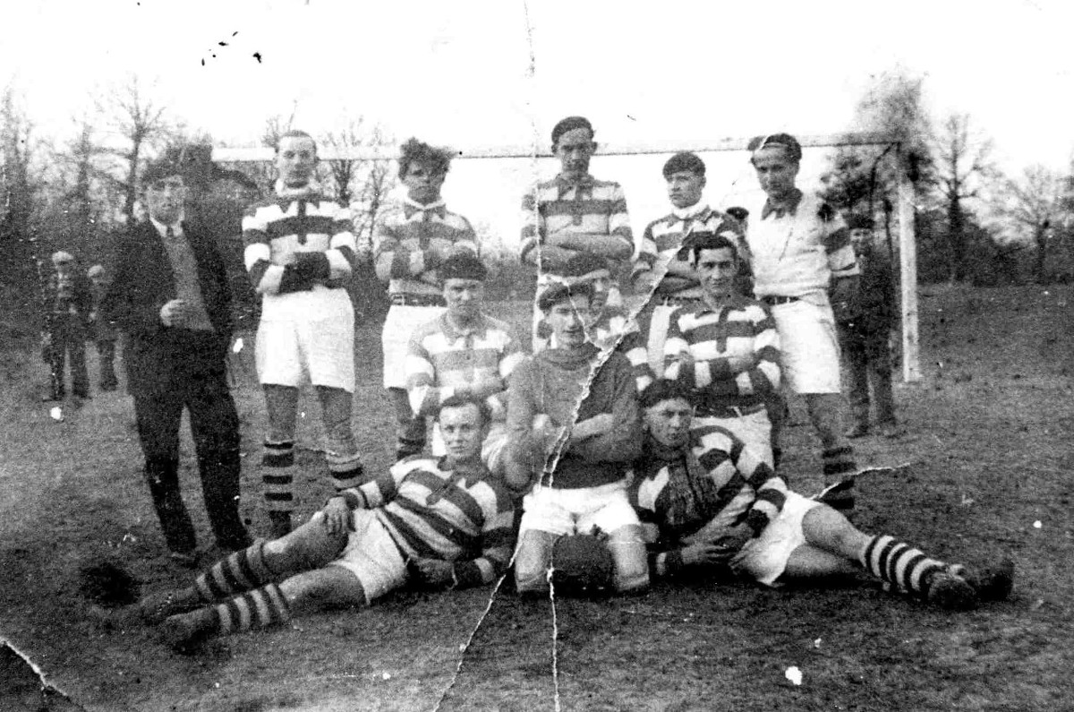 Club Polonais de Rosières 1933-1935 photo sept