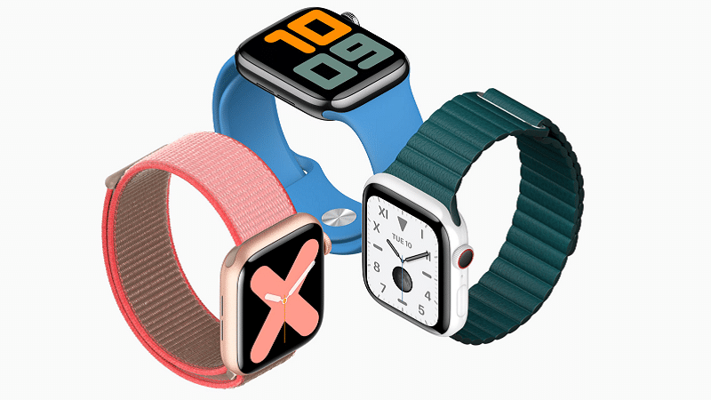 Apple Watch Series 6 : la montre connectée pourrait mesurer facilement la tension artérielle.