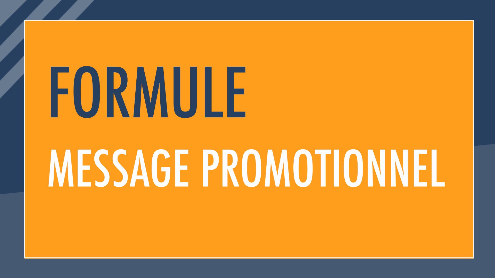 FORMULE MESSAGE PROMOjpg