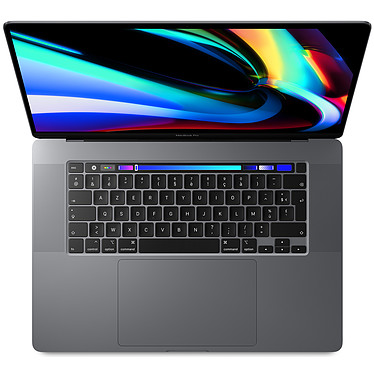 "Apple MacBook Pro 16"" avec Touch Bar"