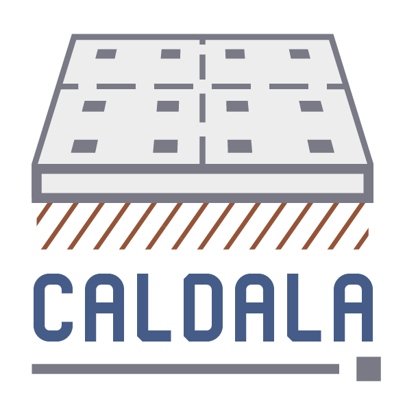 CALDALA - Calcul de dallage au DTU 13.3