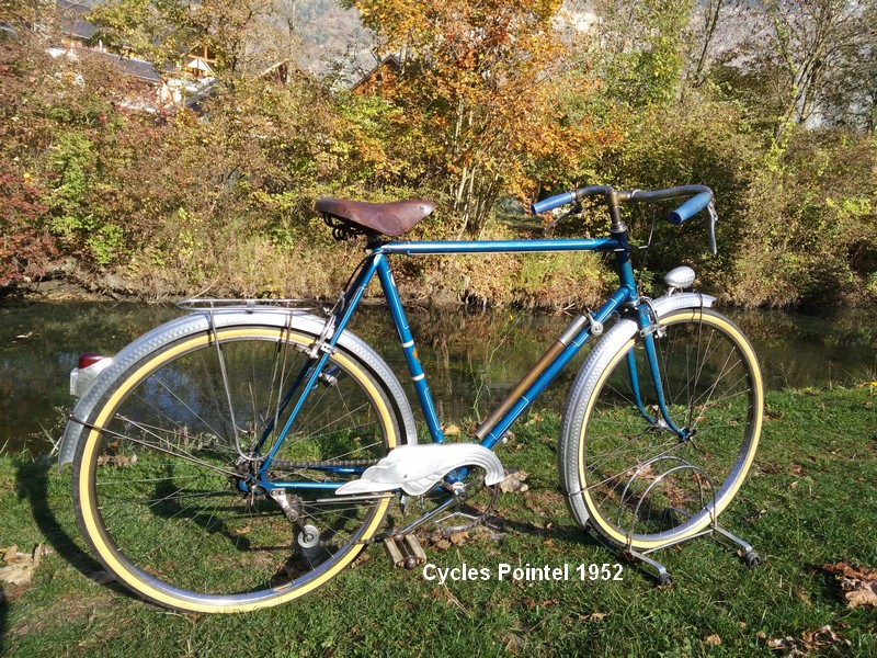 Cycles Pointel 1952
