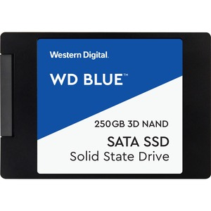 WD Blue WDS250G2B0A 250 GB Solid State Drive