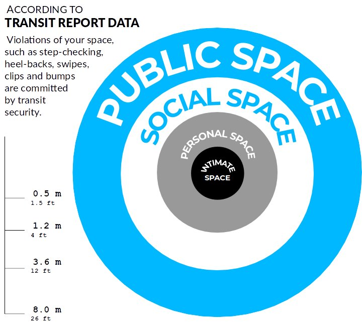 Transit Report Data Most Assaults are Transit Security Infographic