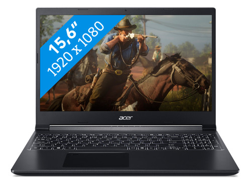 Acer Aspire 7 A715-75G-55FY AZERTY