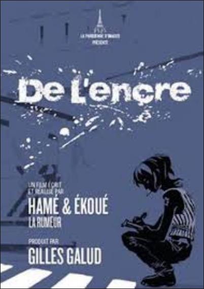 affiche De LEncre 2011jpg