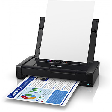 Epson WorkForce WF-110W avec batterie
