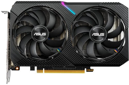 Asus Dual GeForce RTX 2060 Mini OC 6 Go