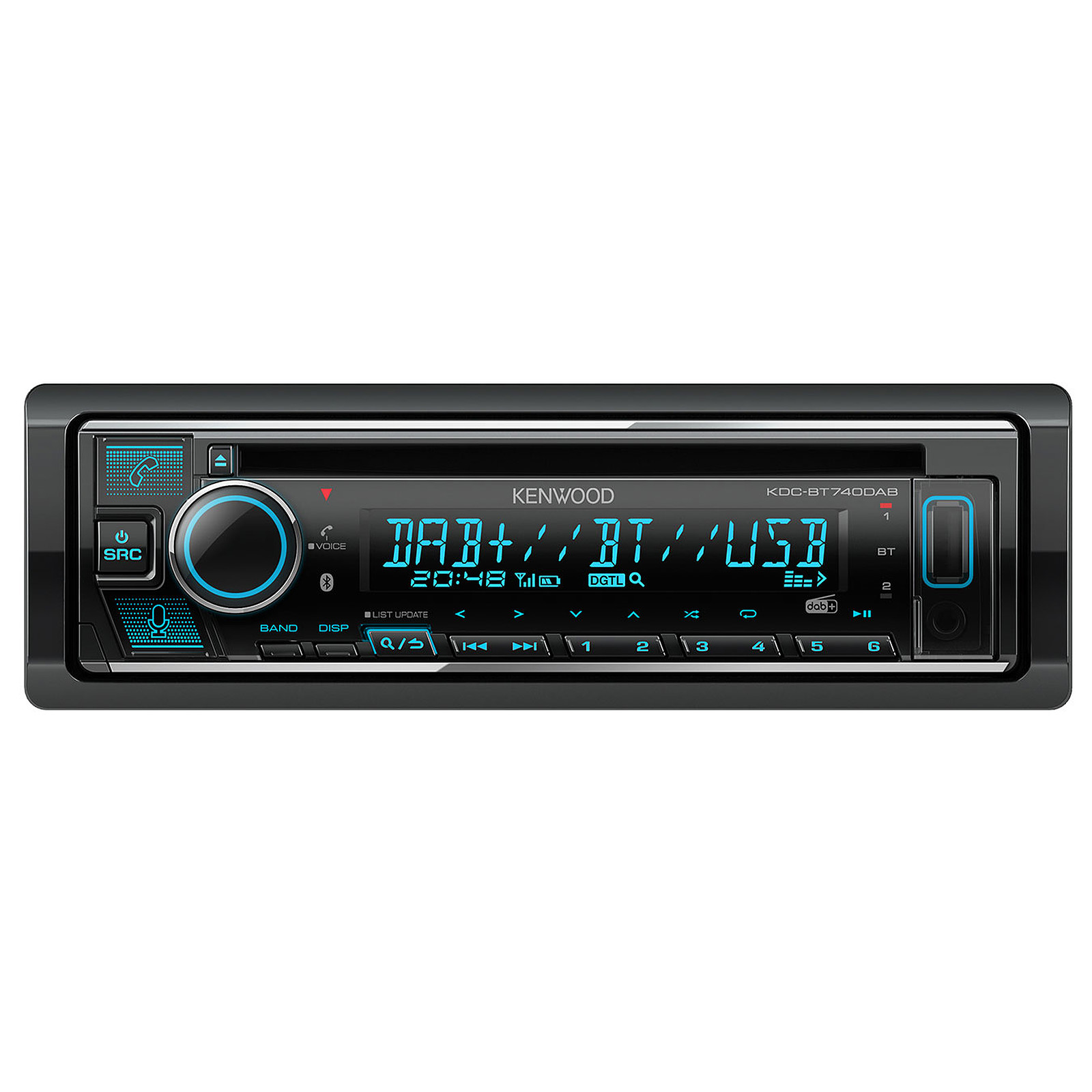 Kenwood KDC-BT740DAB
