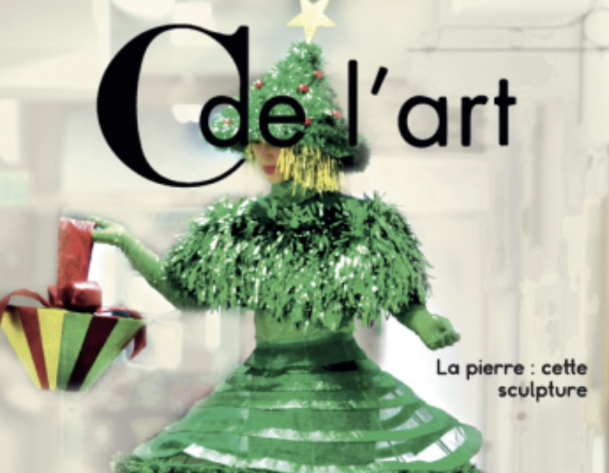 "Oct. 2019 - Magazine ""C de l'Art"""