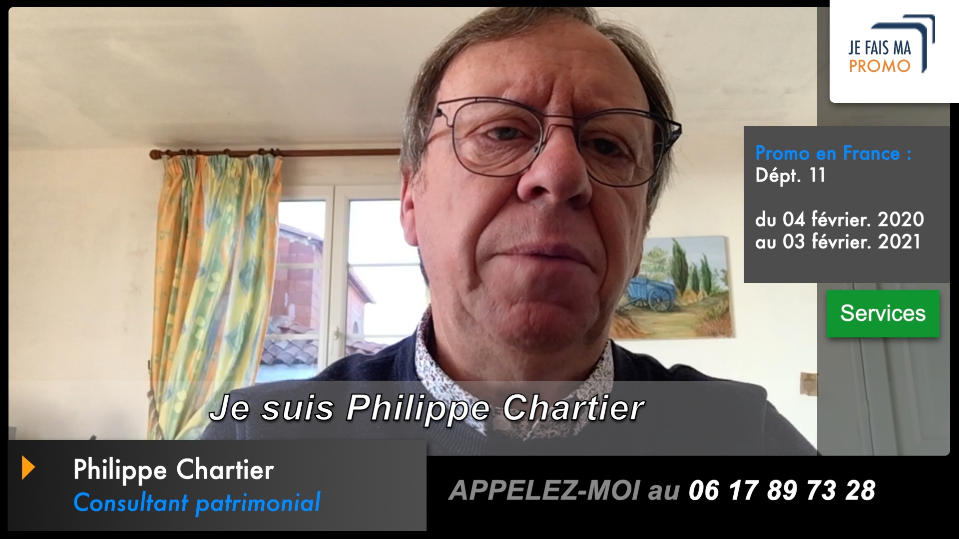 Philippe Chartier
