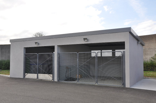 Budget Travaux 130 k€ HT - Surface 120 m² - 2014