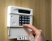 Alarme anti-intrusion